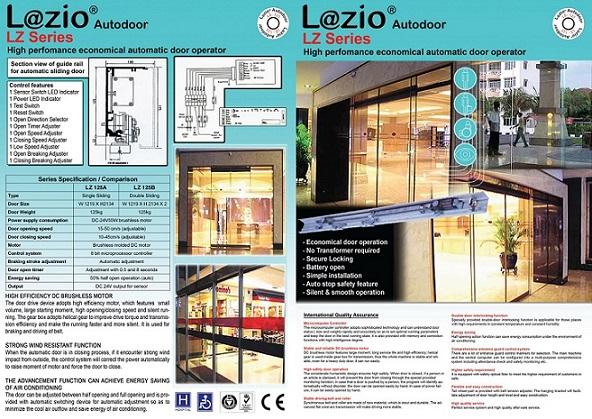 Lazi@Auto Door