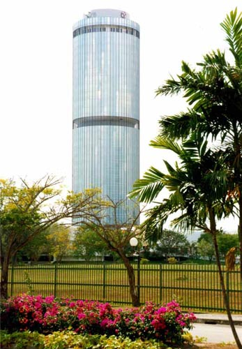 Yayasan Sabah Headquater, Kota Kinabalu